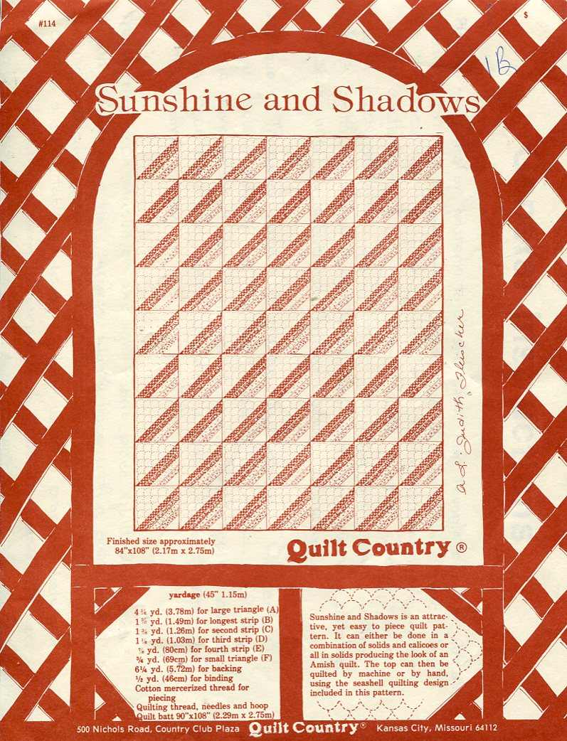 Quilt Country 114
