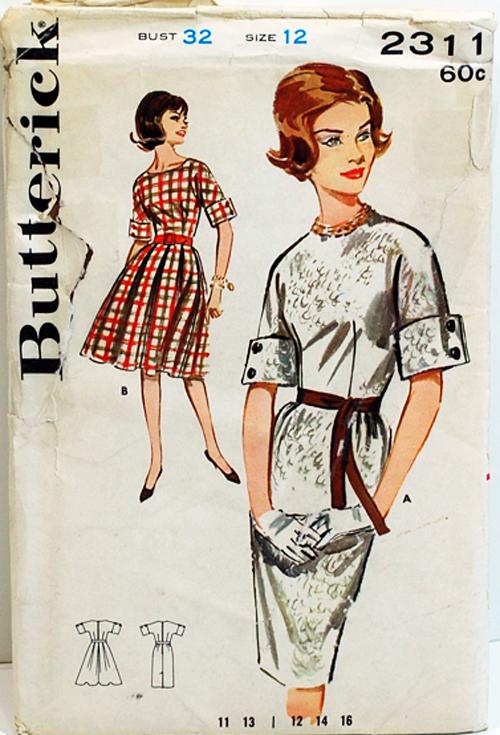 Butterick 2311
