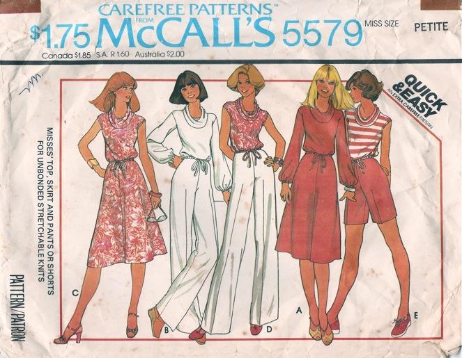 McCall's 5579