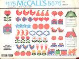 McCall's 5575
