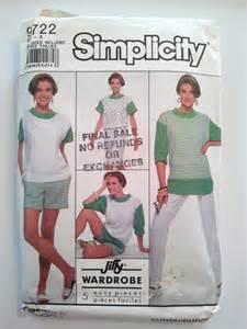 Simplicity 9722 B