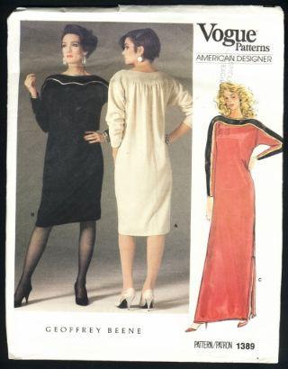 Vogue 1389 A