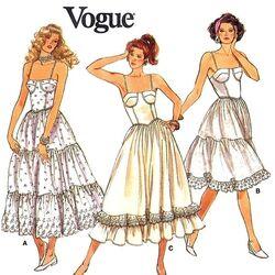 Vogue 9955 A