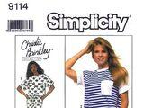 Simplicity 9114 B
