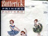 Butterick 7148