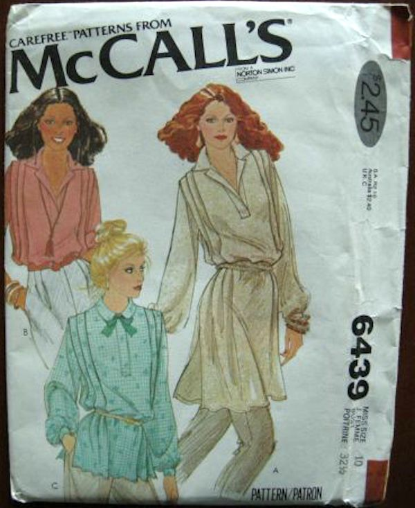 McCall's 6439