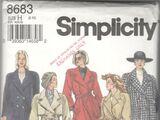 Simplicity 8683 C