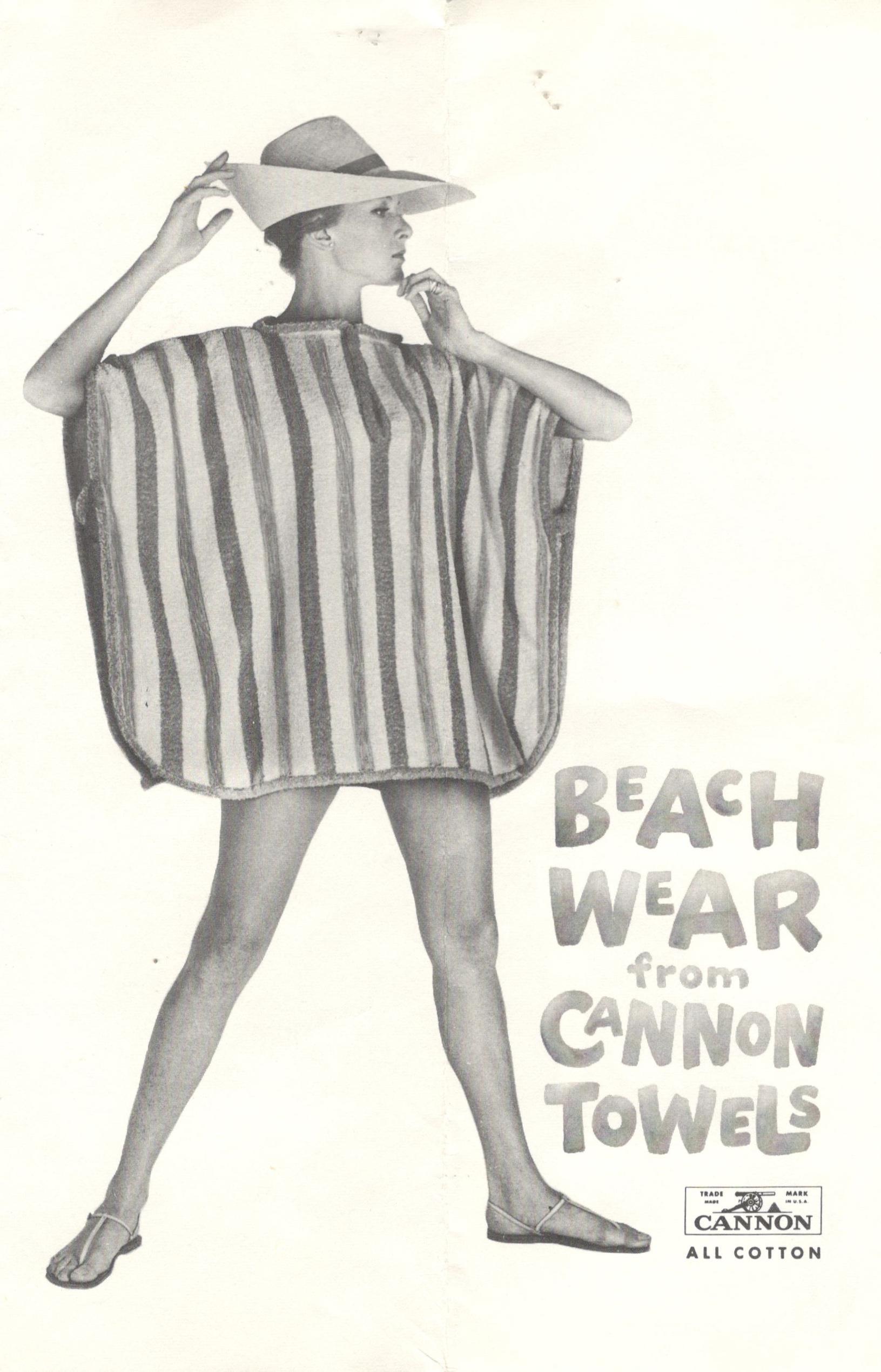Cannon Mills - Beach Wear