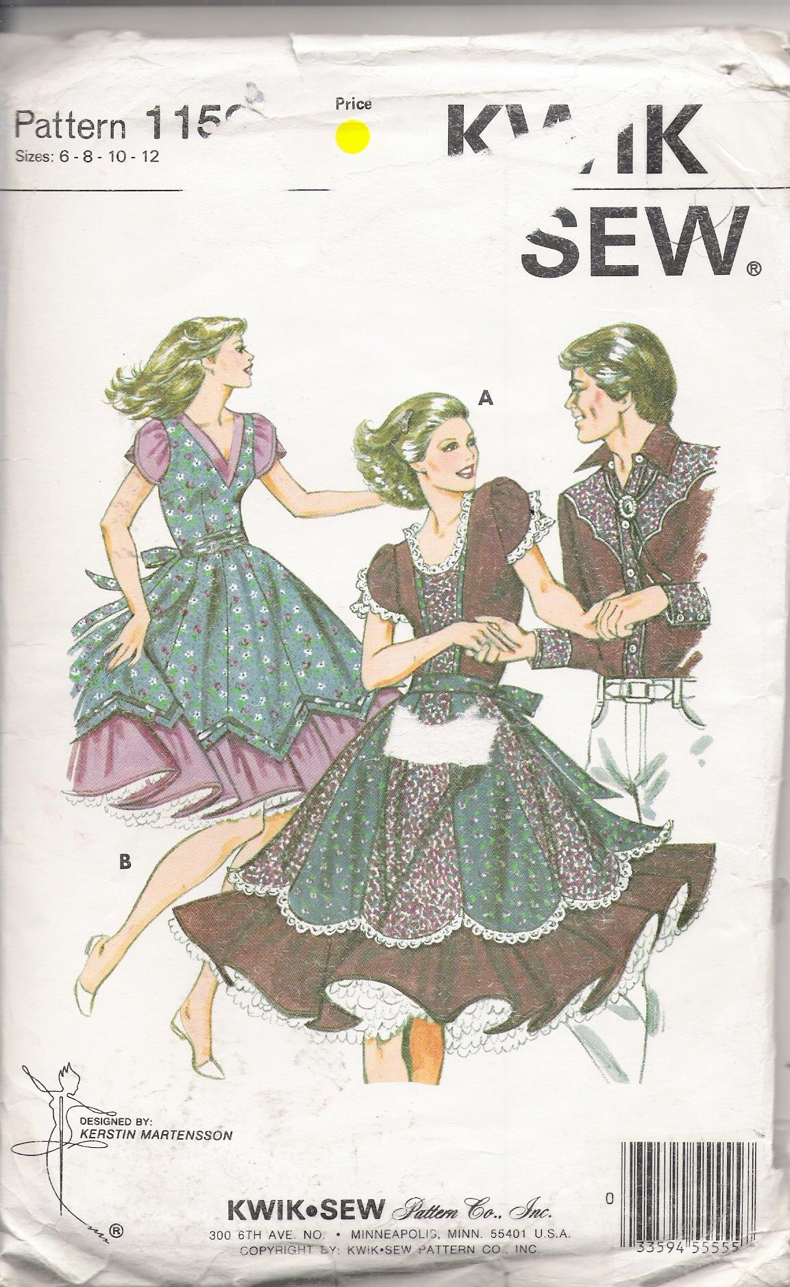 Kwik Sew 1159