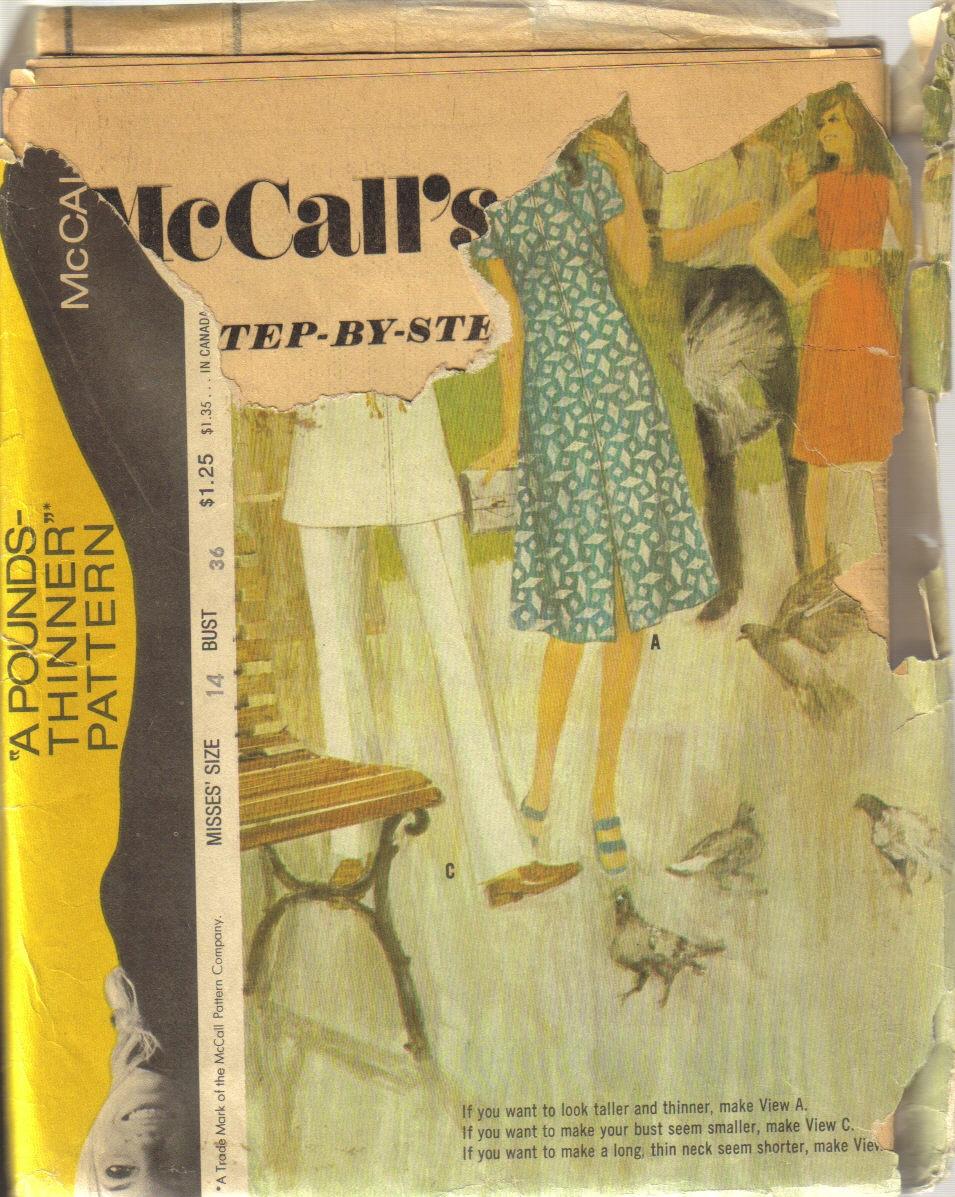 McCall's 2796