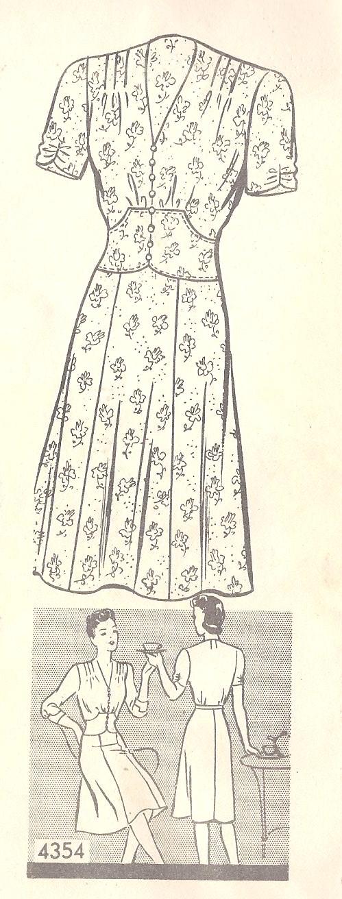 Anne Adams 4354