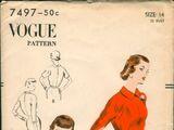 Vogue 7497