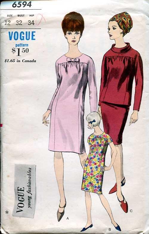 Vogue 6594