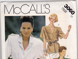 McCall's 3060 A