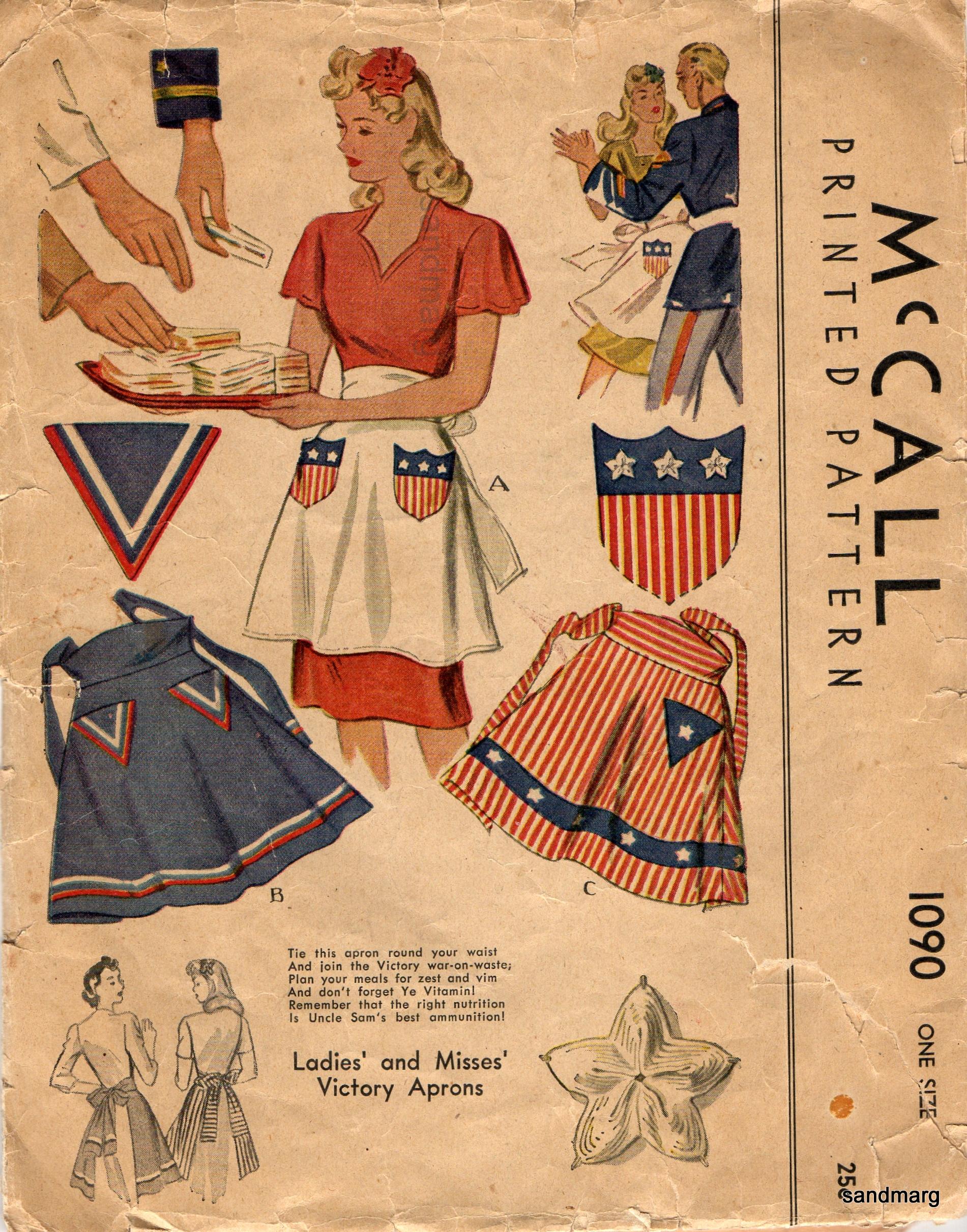 McCall 1090 A