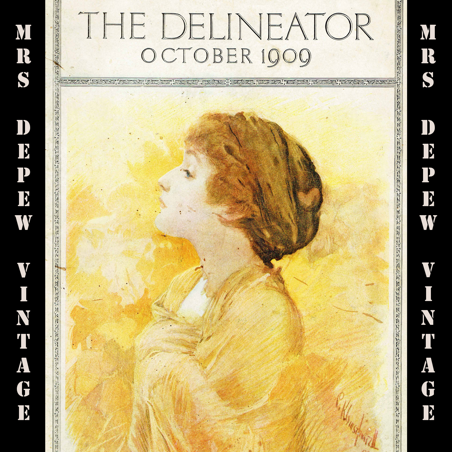 The Delineator October 1909