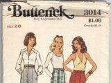 Butterick 3014 A