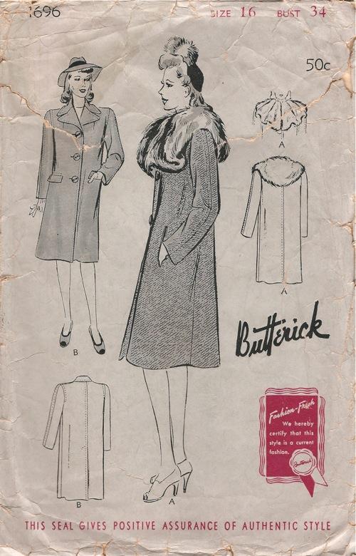 Butterick 1696