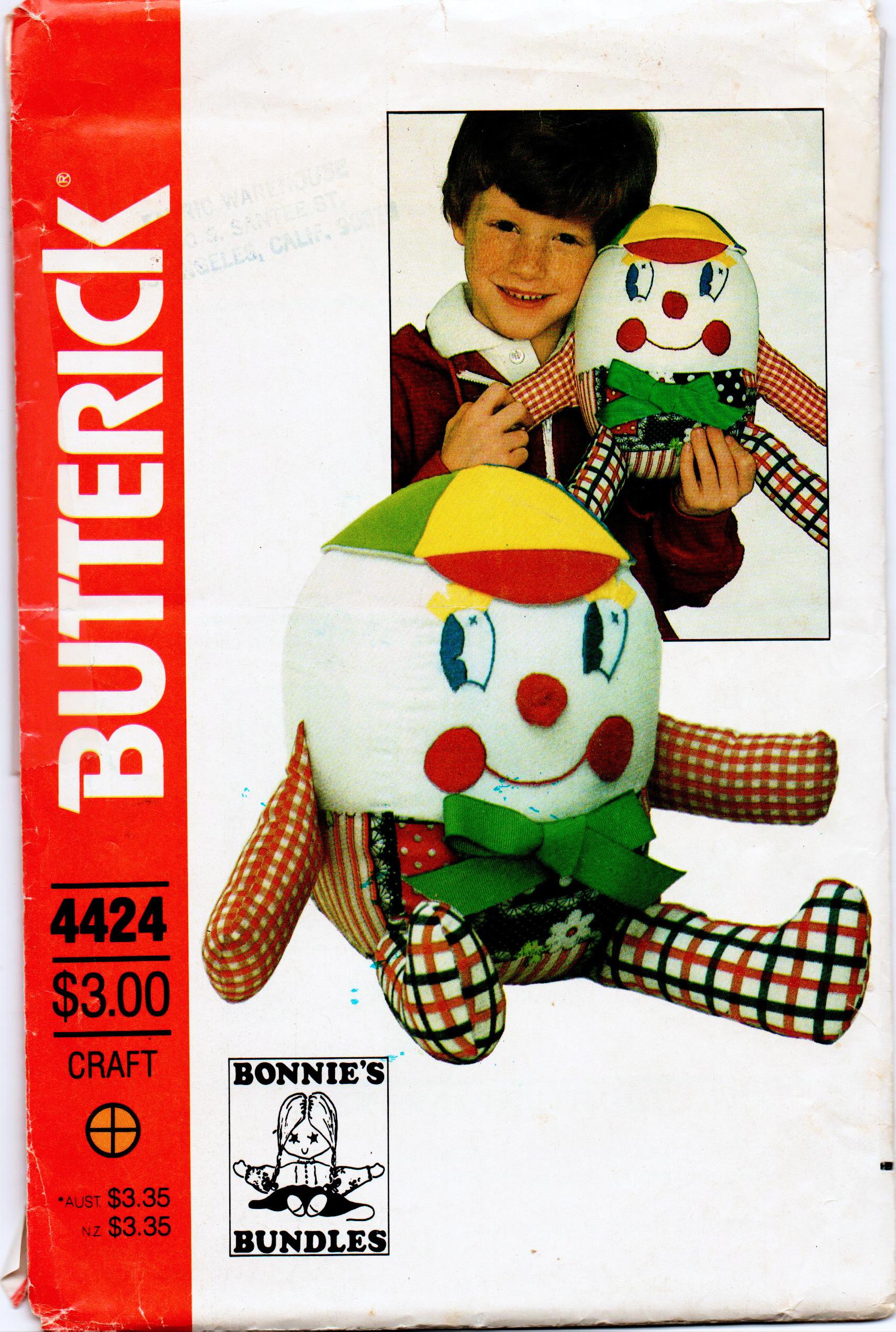 Butterick 4424