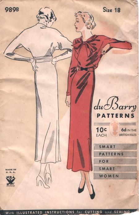 DuBarry 989B