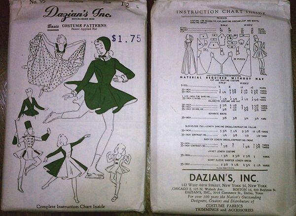 Dazian's No. 95