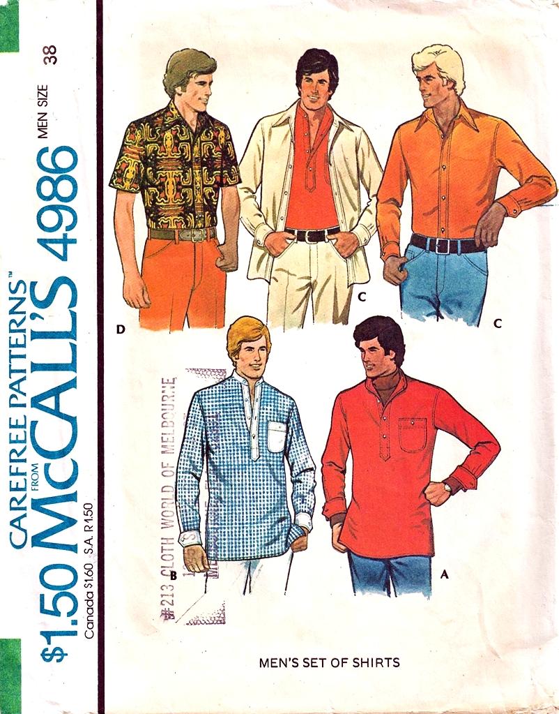McCall's 4986 A