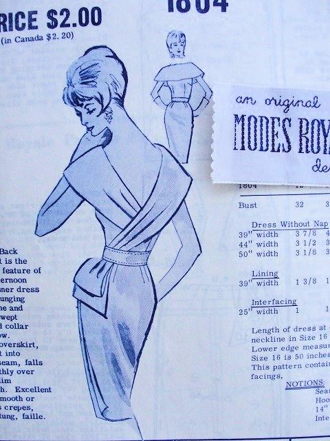 Modes Royale 1804
