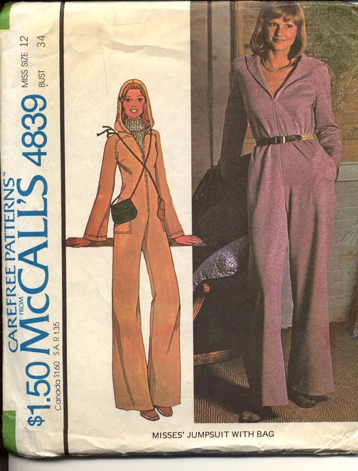 McCall's 4839