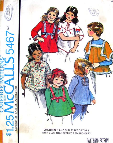 McCall's 5467
