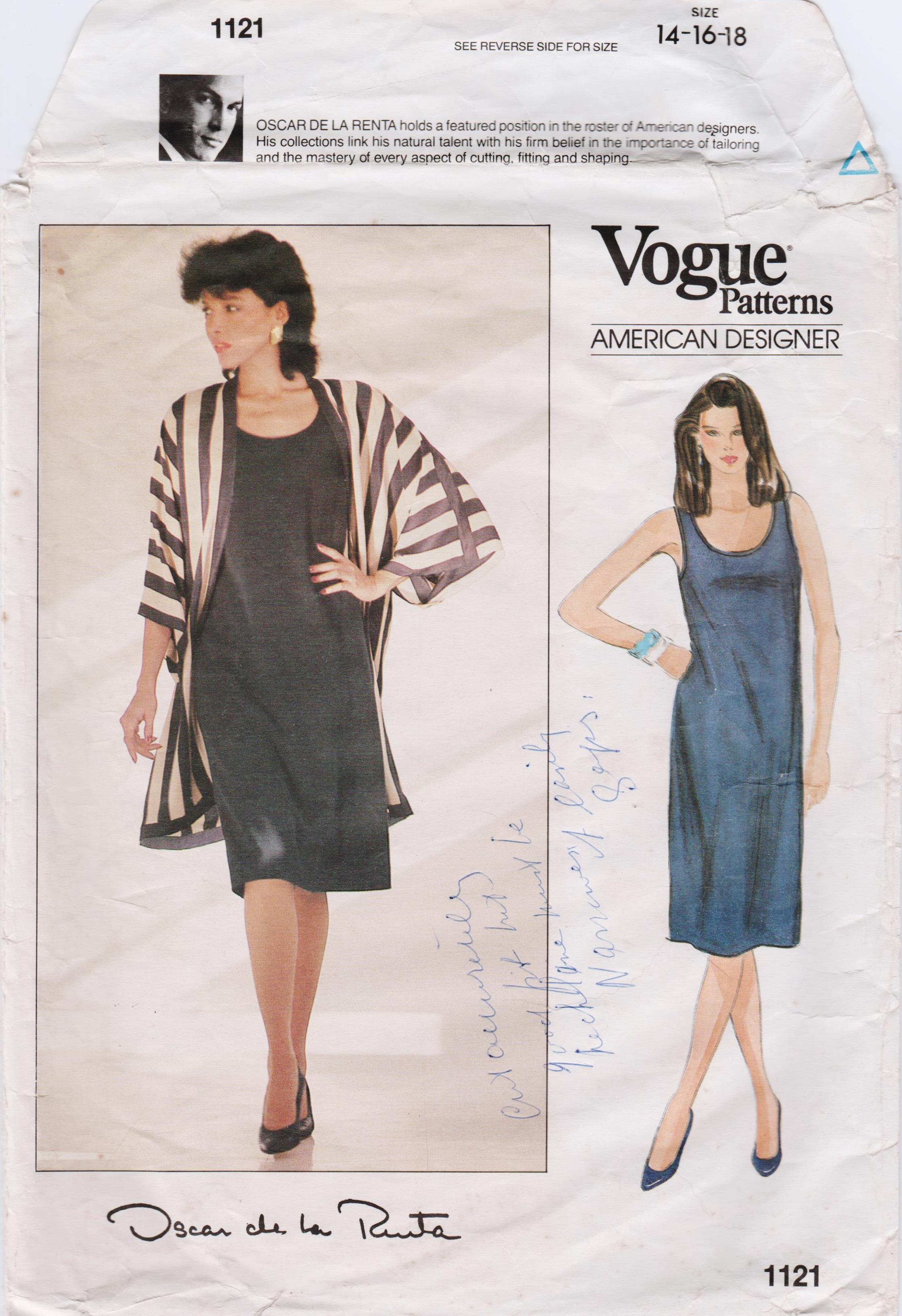 Vogue 1121 A