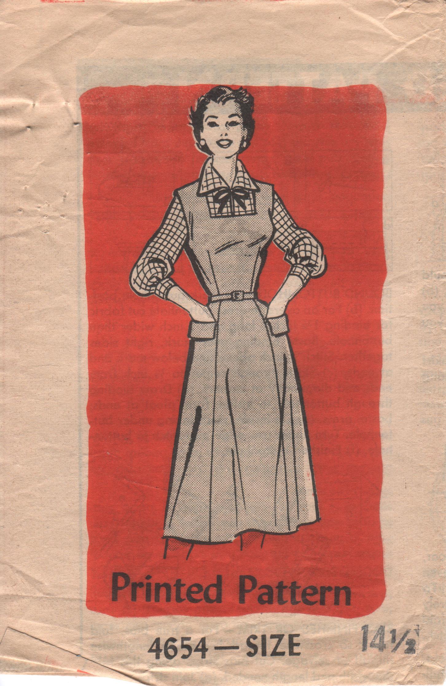 Anne Adams 4654 A
