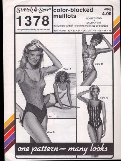 Stretch & Sew 1378