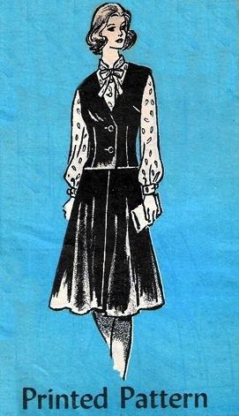 Anne Adams 4617 A