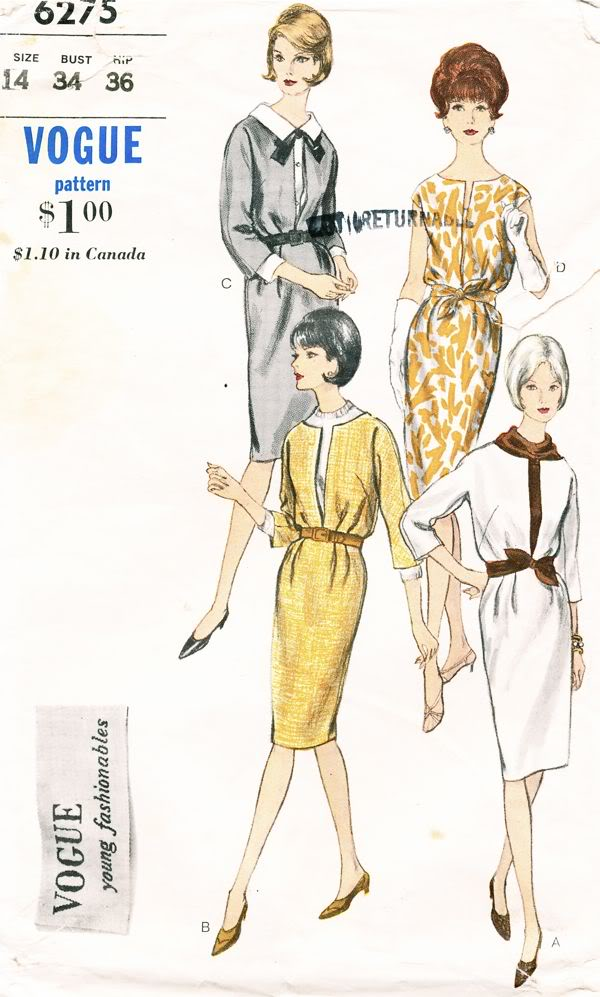 Vogue 6275
