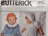 Butterick 6718 A