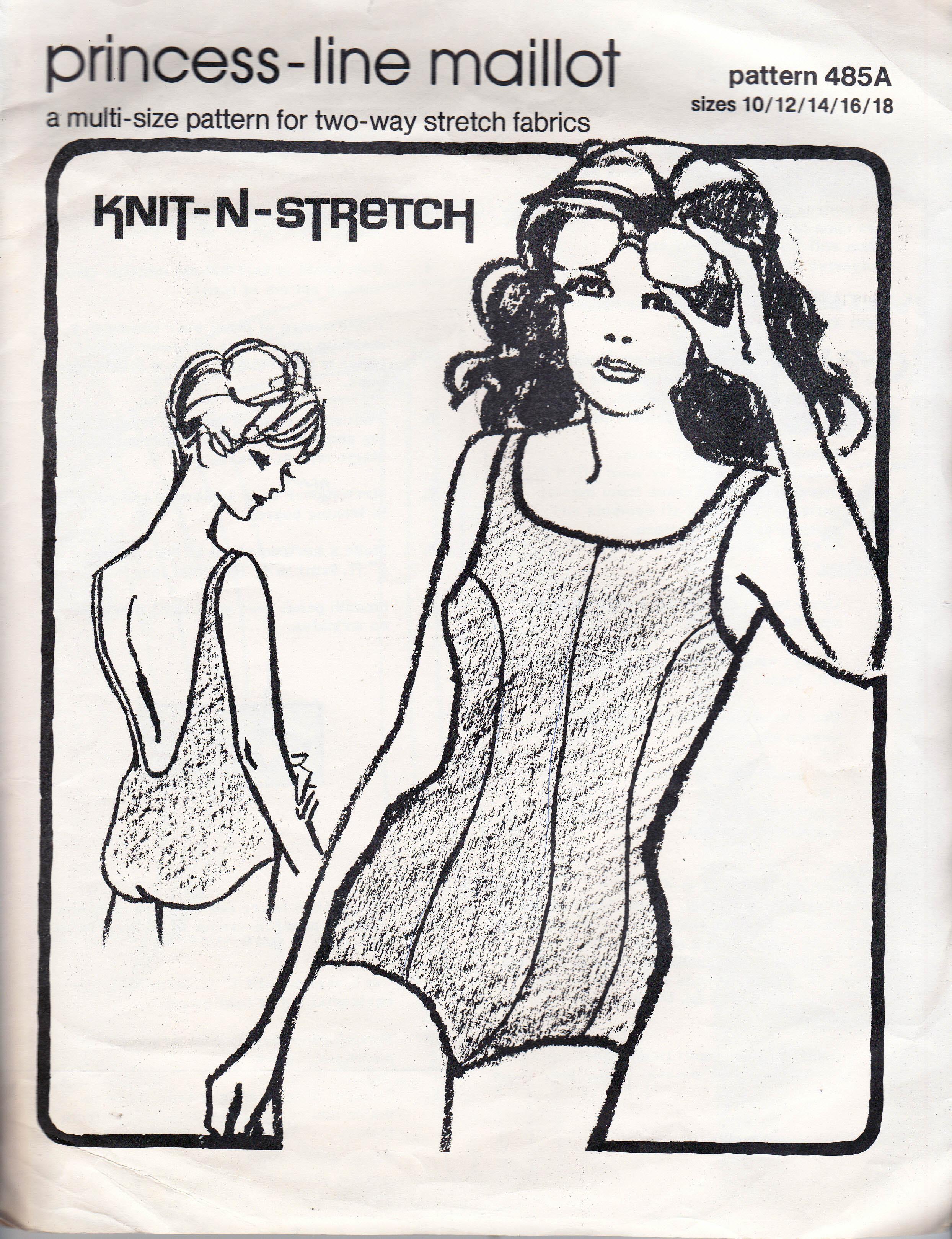Knit-N-Stretch 485A