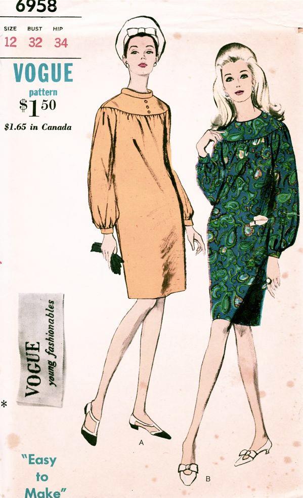 Vogue 6958