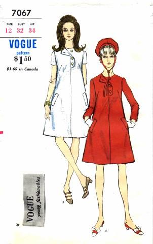 Vogue 7067 A