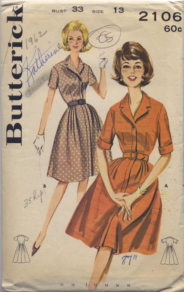 Butterick 2106