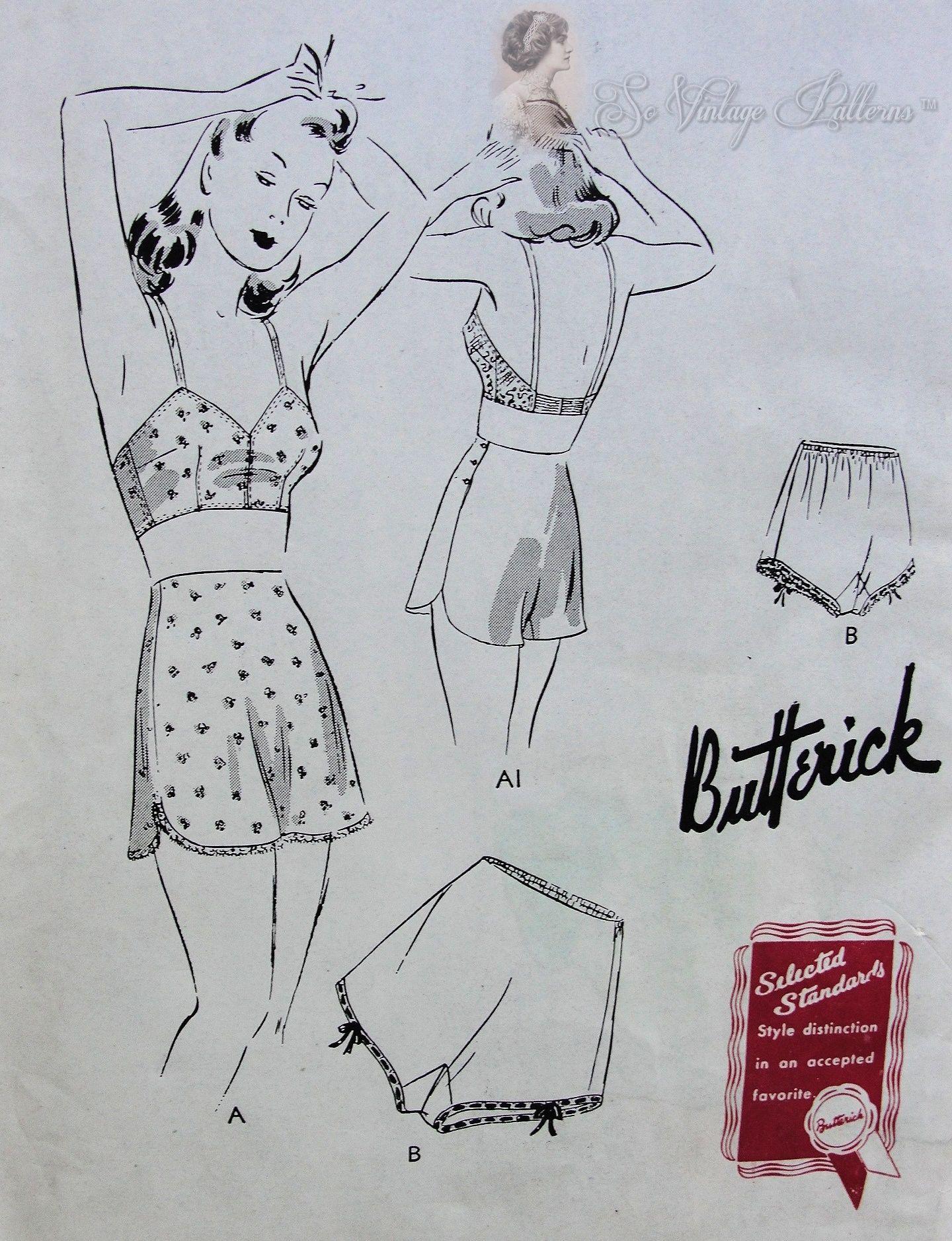 Butterick 9274 A