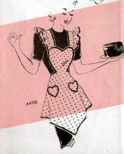 Anne Adams A4705