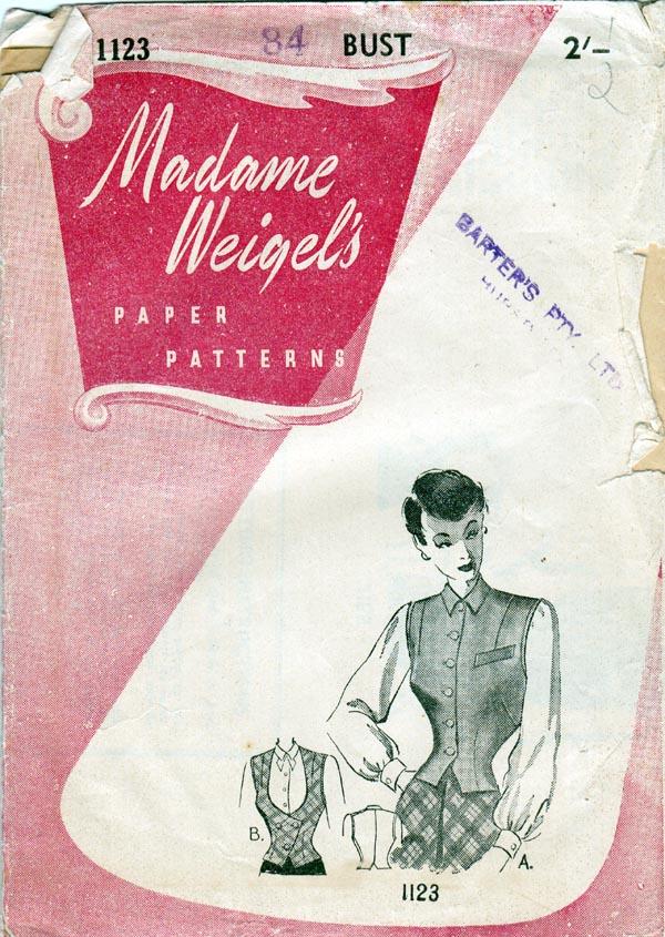 Madame Weigel's 1123