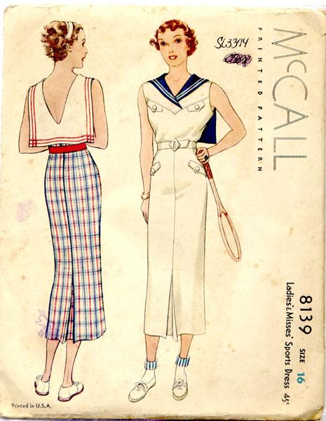 McCall 8139