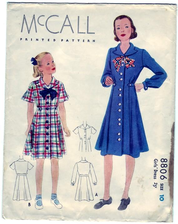 McCall 8806