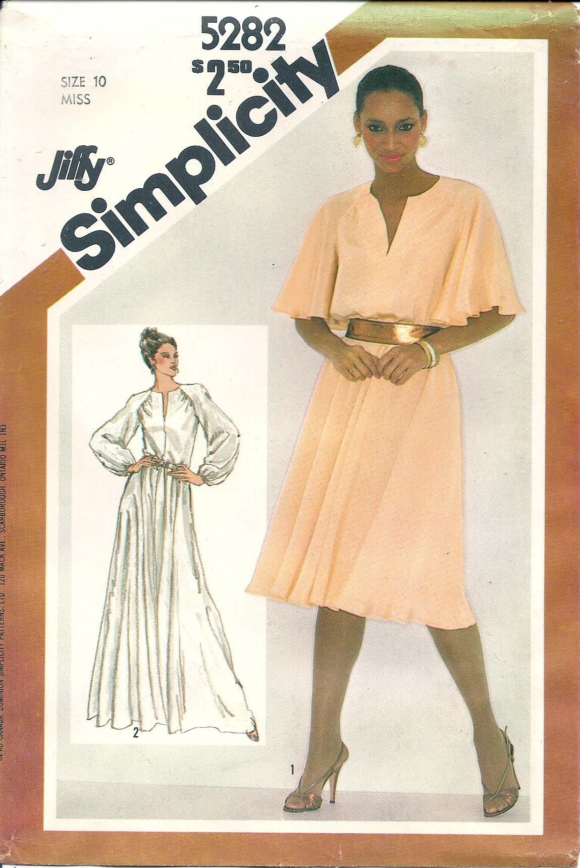 Simplicity 5282 A
