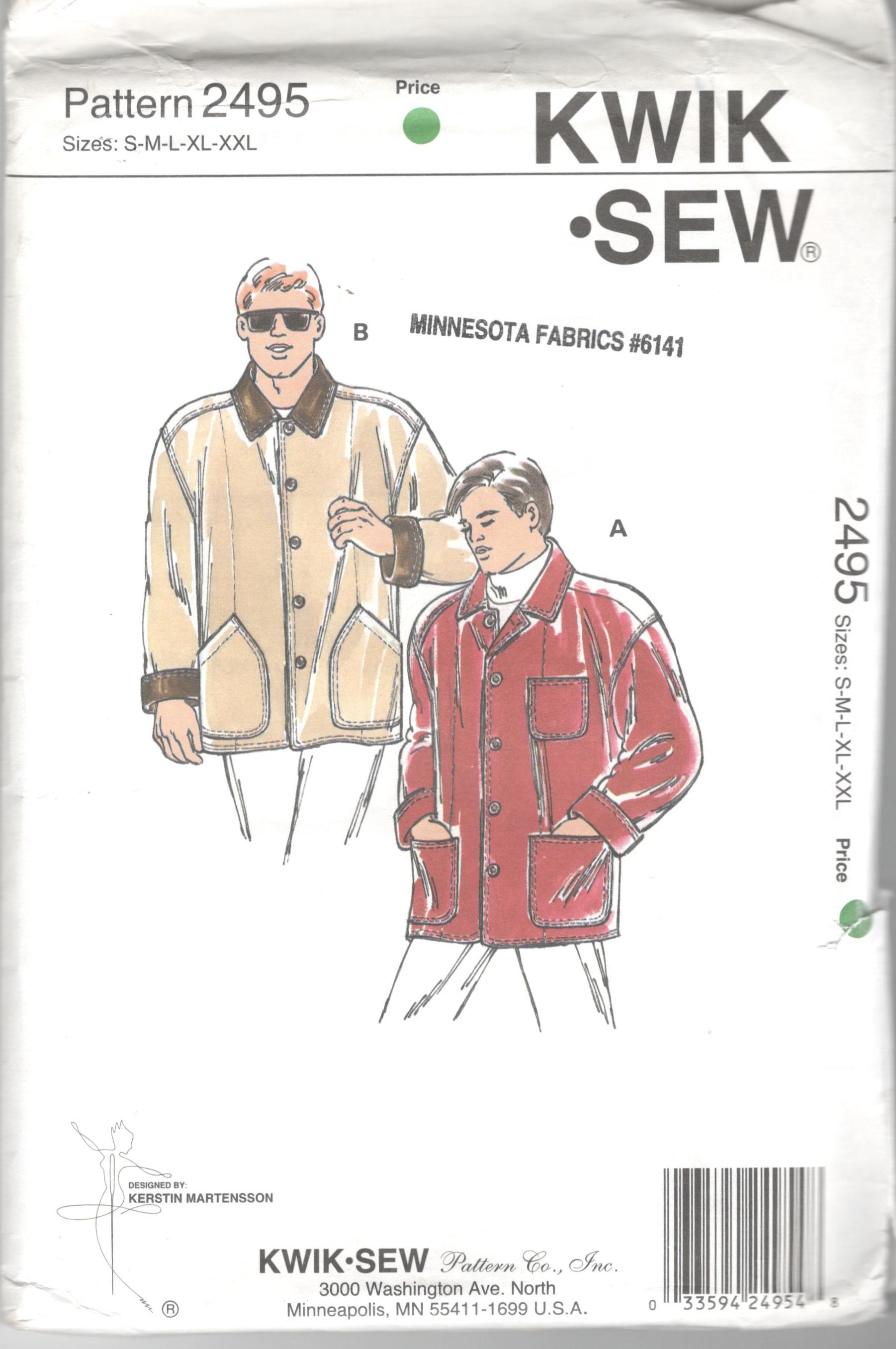 Kwik Sew 2495