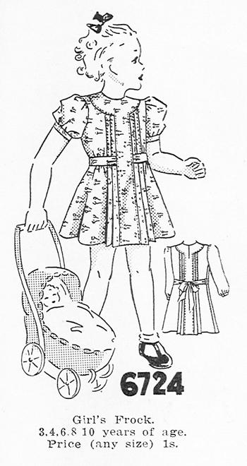 Madame Weigel's 6724