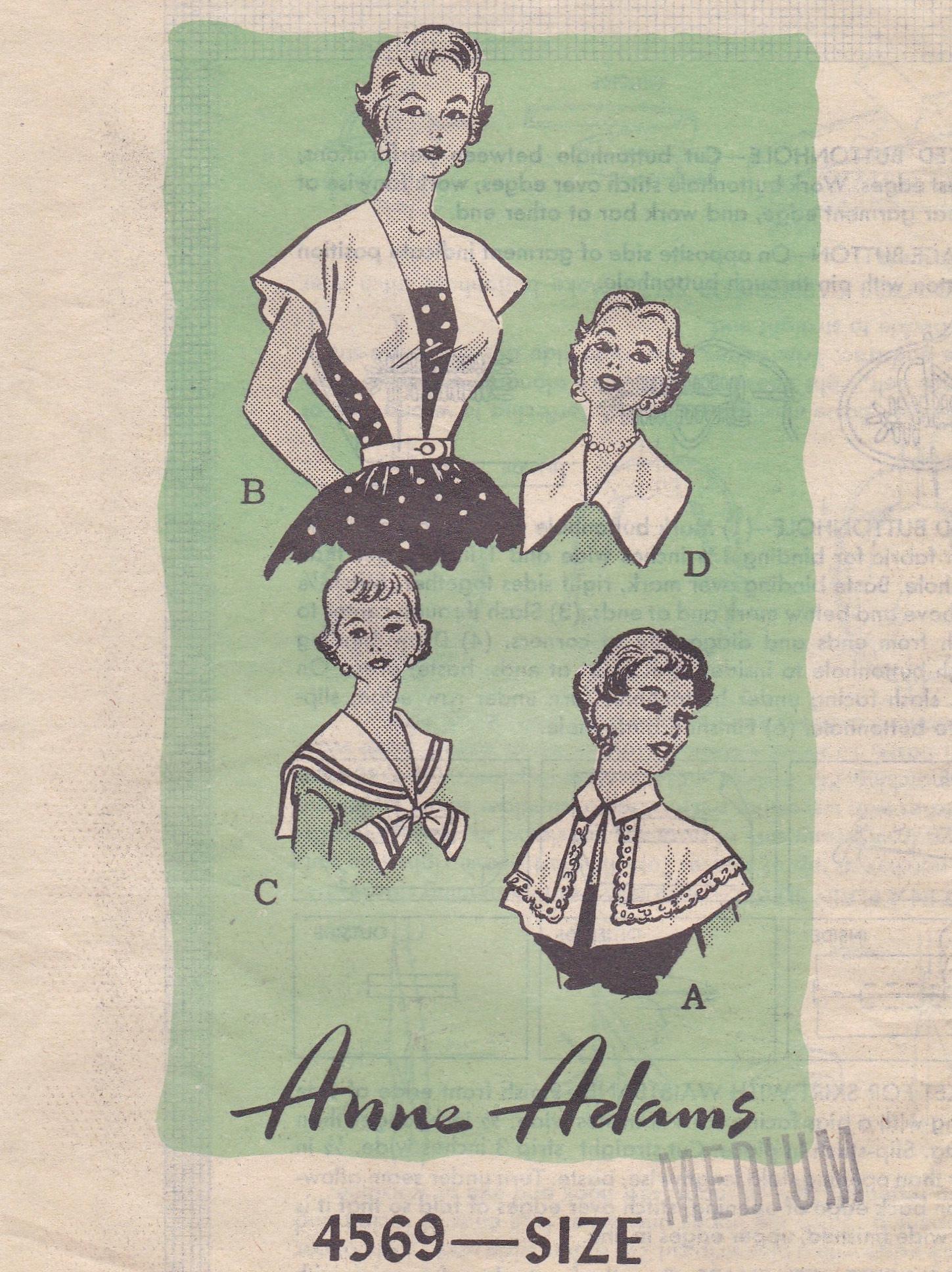 Anne Adams 4569 B