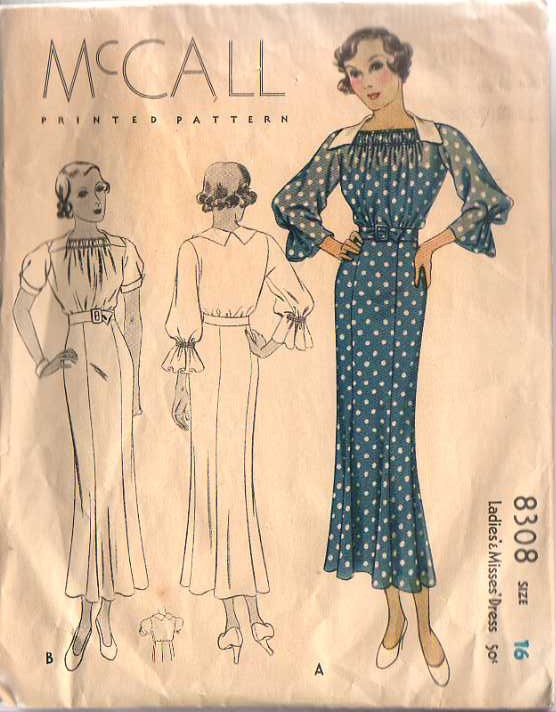 McCall 8308