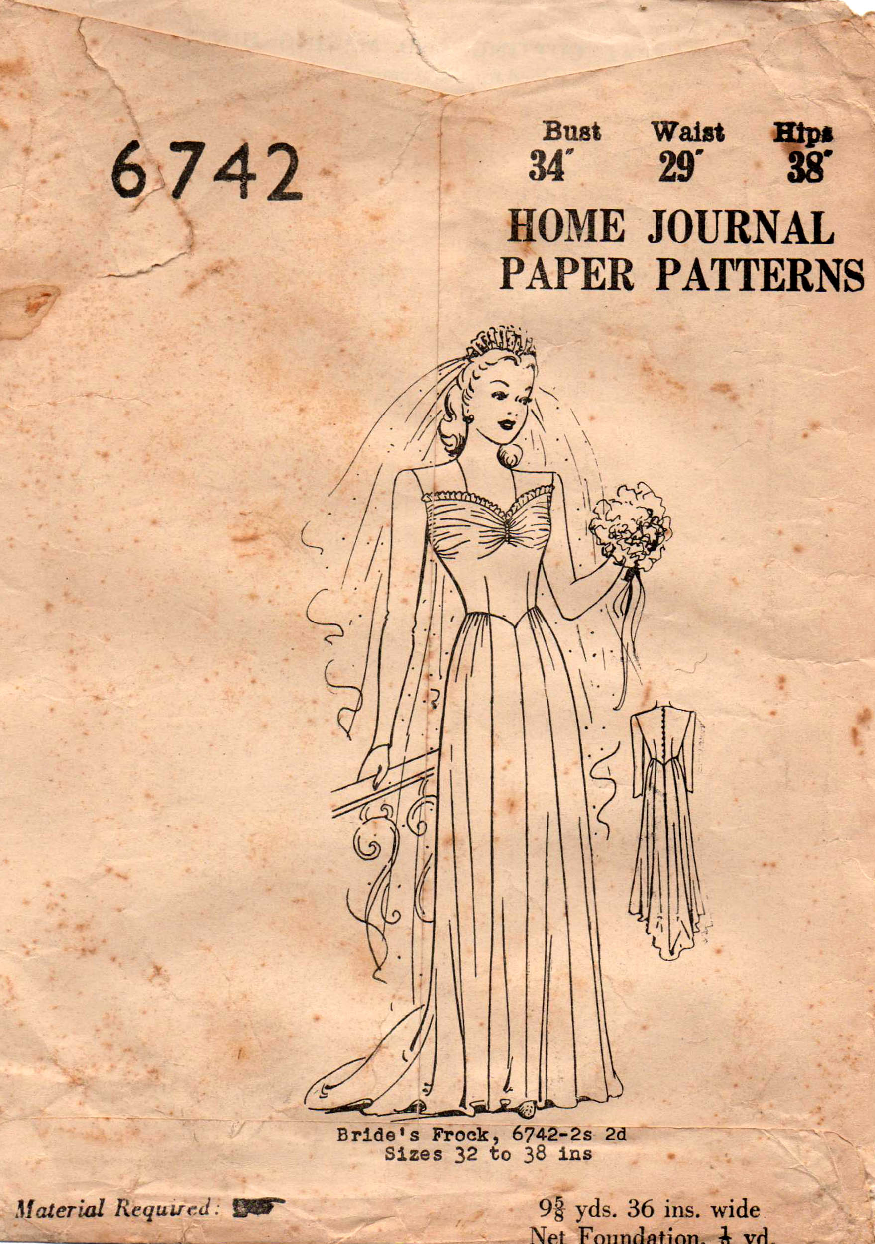Australian Home Journal 6742